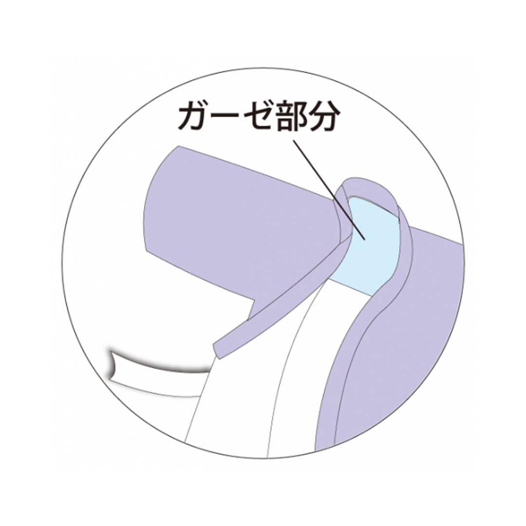 竹虎®ガーゼ寝巻き