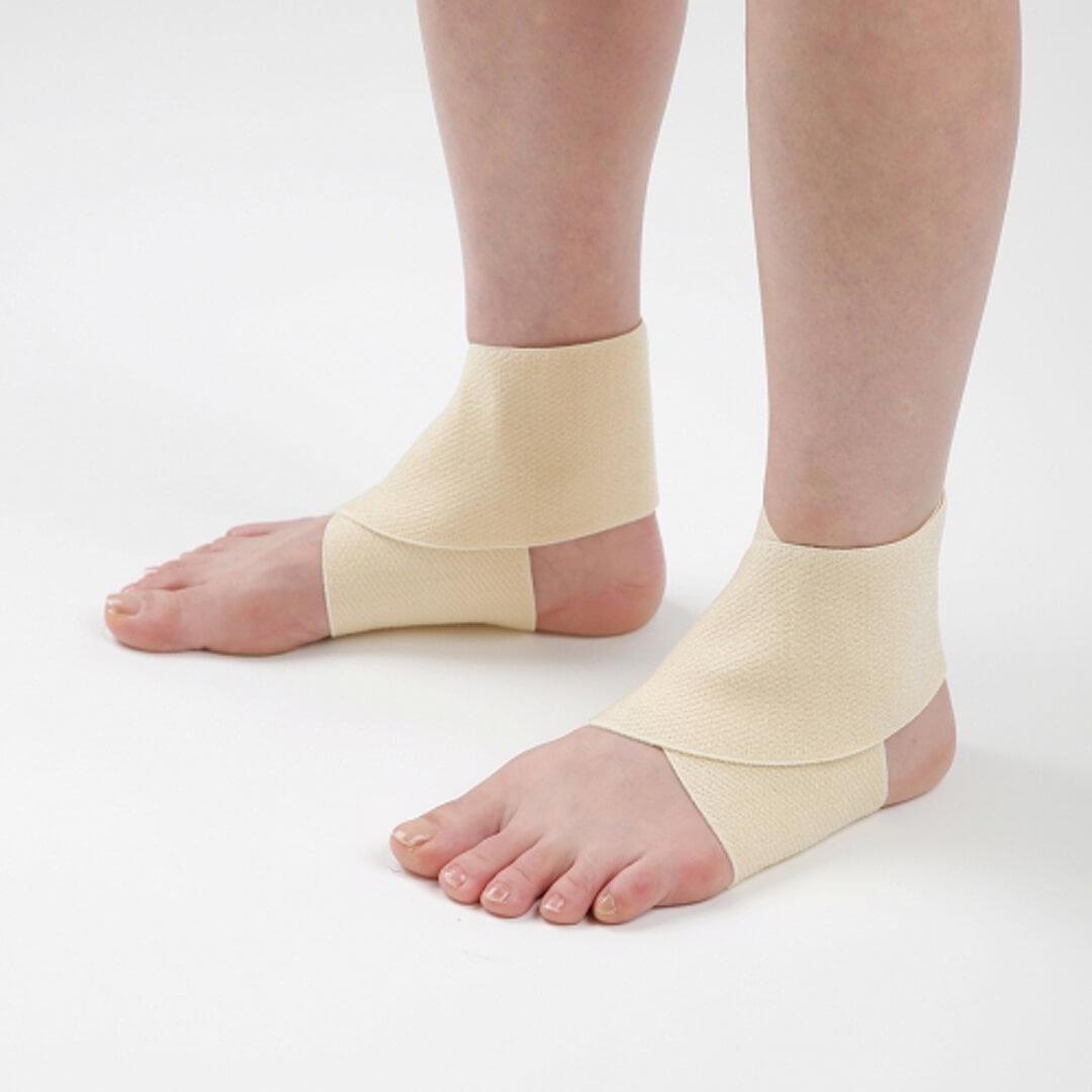 しっかり足首 支援帯®