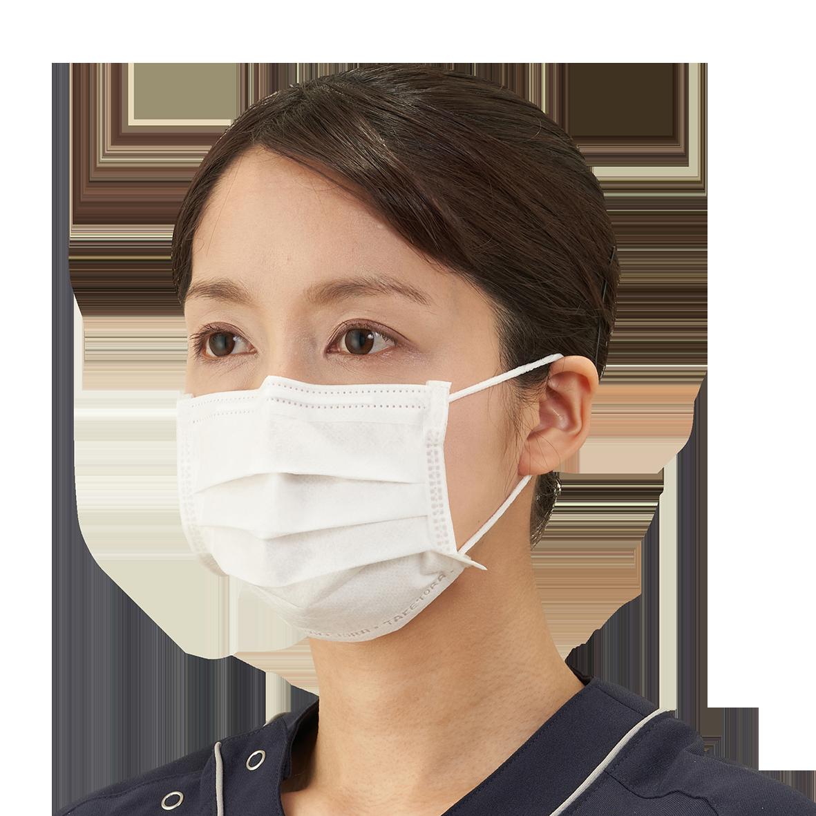 ディスポマスク2枚入自販機用/小児用(マスク自販機対応)