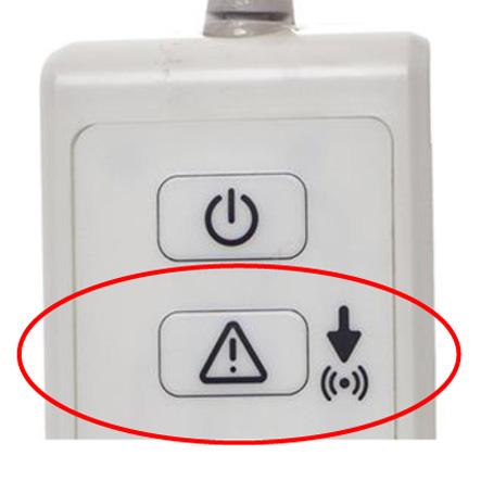 「かるがる」ハンドコントロールご使用上の注意