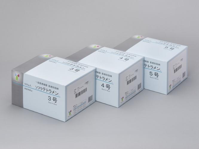 ソフラテトラメン®(滅菌)/(未滅菌)