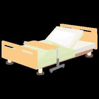 特殊寝台とその付属品